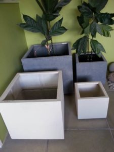 Quality super lightweight planters