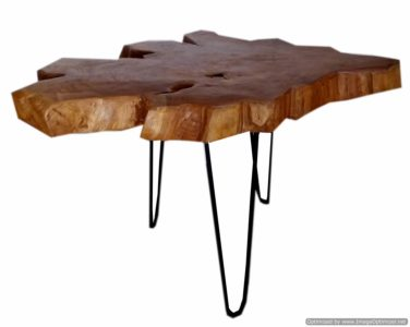 Modern Wooden Table for indoor use
