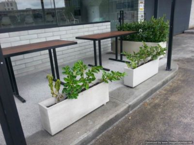 In stock – Trough Planters and other Pots and Planters