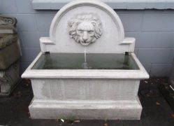 Choose Sanstone for all your water features. Make your own. Contact us